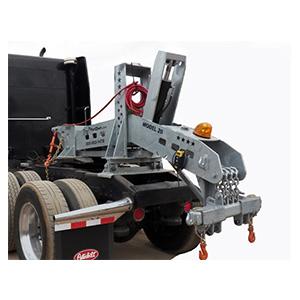 Model 20SD Super Duty Fifth Wheel Towing Unit