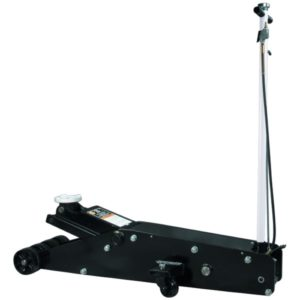 Omega 22203 20 Ton Long Chassis Service Jack with Air High Reach