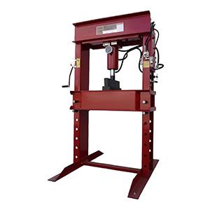 Tucker EC100A 100 Ton Air Hydraulic Press