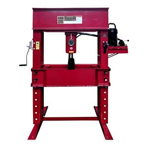 Tucker EC150E 150 Ton Electric Hydraulic Press